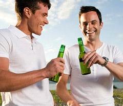 Миф о «пивном животе» развеян