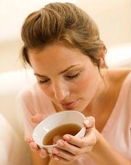 Хотите утолить жажду? Выпейте кружку чая