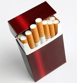 Брендинг на пачках сигарет до сих пор вводит людей в заблуждение