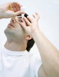 В ближайшем будущем будет возможно использование контактных линз вместо глазных капель
