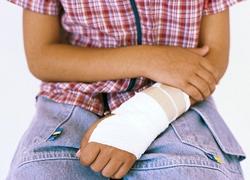 Детский перелом – что делать?