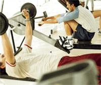 Еще один стимул физических упражнений для мужчин