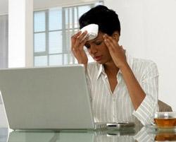 Найдена связь между отсутствием физической активности и головными болями
