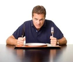 Агрессивные мужчины более склонны к увеличению веса