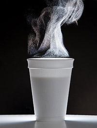 Питье очень горячего чая связано с раком