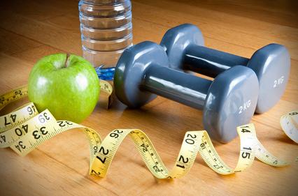 как похудеть питание и физические нагрузки