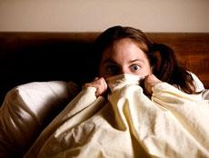 Ночные кошмары могут быть связаны с острой пищей