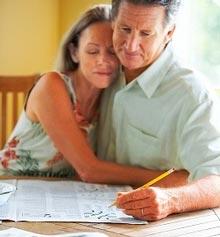 Сохранить семью проще всего при помощи разгадывания кроссвордов
