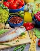 Средиземноморская диета защищает детей от астмы