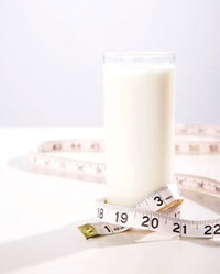 Сбросить вес поможет кальций