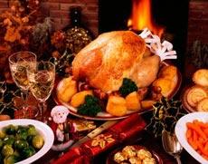 Новый Год без лишних калорий!
