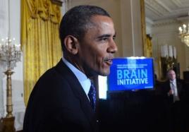 Барак Обама потратит 100 миллионов долларов на исследование человеческого мозга