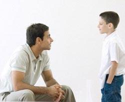 «Отчего?» и «Почему?» - общение родителей с детьми