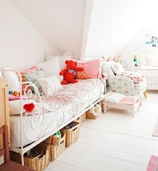 Оформление детской комнаты: советы психолога