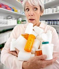 FDA советуют уменьшить дозы приема болеутоляющих средств