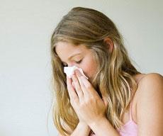 Пыльца березы создает большие проблемы для аллергиков Москвы