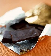 Шоколад спасает от усталости