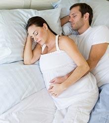 12 советов для крепкого сна в период беременности