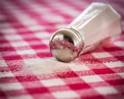 Натуральные способы вывести соль из организма