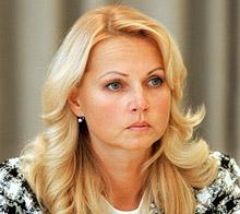 Татьяна Голикова призвала «не спекулировать» на теме распространения «свиного гриппа»