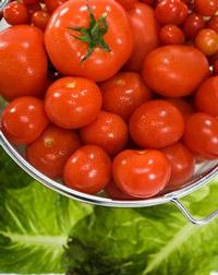 Для поглощения организмом всех питательных веществ помидоров, ешьте их с жирами