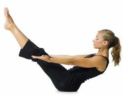6 упражнений для мышц живота