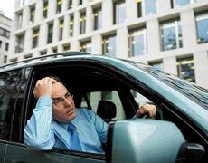 Самый вредный способ добраться на работу – автомобиль!
