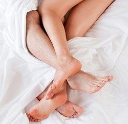Здоровые люди обладают более высокой сексуальной активностью